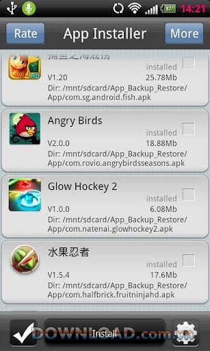 Super App Installer Pro für Android - Tool zur Unterstützung der Installation