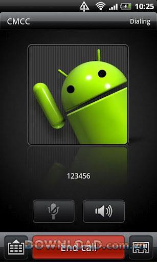 Rufen Sie sie für Android an - Rufen Sie sie sehr schnell an