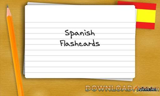 Android用の無料スペイン語フラッシュカード-電話でスペイン語を学ぶ