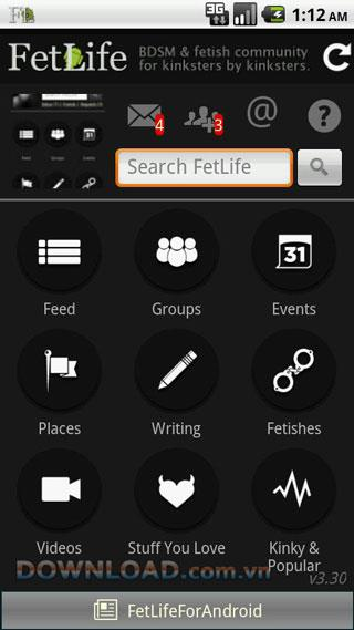 FetLife pour Android