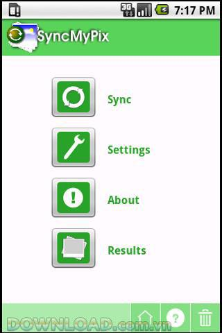 SyncMyPix for Android