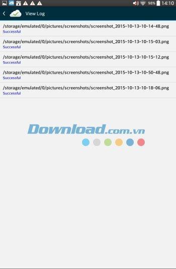 Right Backup Anywhere für Android 2.0.1.2 - Einfache Datensicherung unter Android
