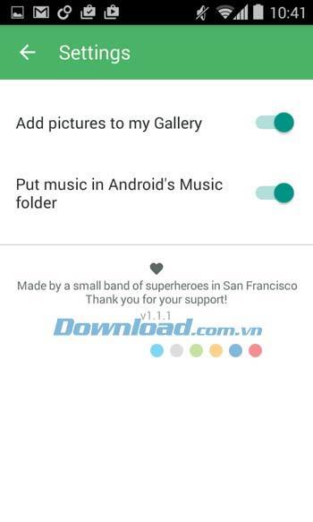 Portal für Android 1.1.1 - Daten vom PC auf Android übertragen