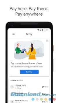 Google Pay für Android - Googles Online-Zahlungsdienst für Android