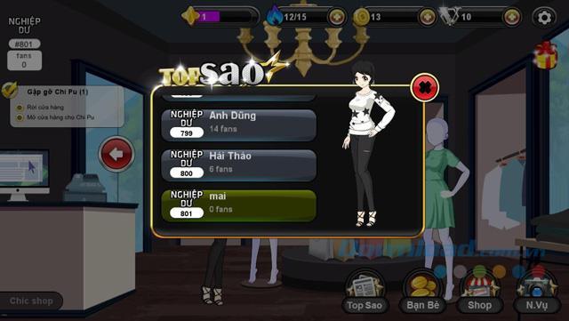 Chi Pu für iOS 1.1 - Modespiel auf iPhone / iPad