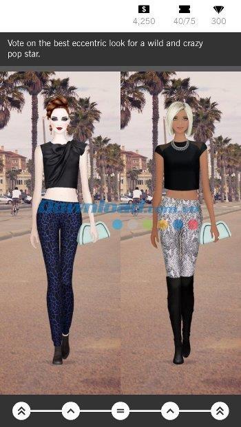 Covet Fashion für iOS 2.20.39 - Cooles Modespiel für iPhone / iPad