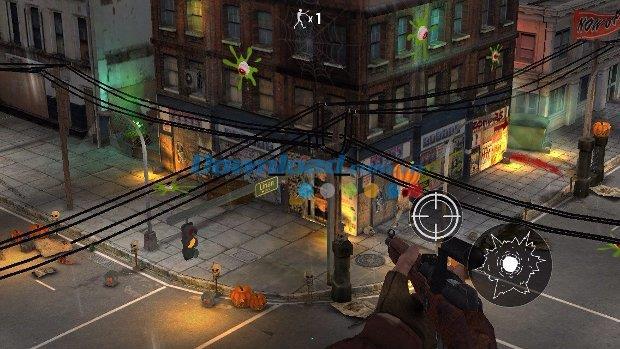 ゾンビハンター:iOS2.0.7の黙示録-FPSシューティングスタイルのゾンビゲーム