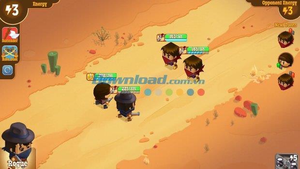 Little Bandits für iOS 1.3.1 - Winziges Banditenspiel auf iPhone / iPad
