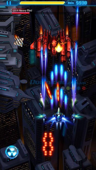 Legendärer Kämpfer für iOS 1.00.230 - Game Shoot Flugzeuge auf iPhone / iPad