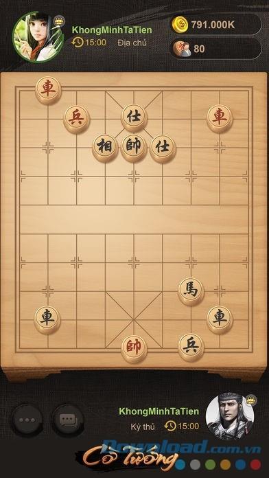 ZingPlay - Chinesisches Schach - Chinesisches Schach Online für iOS - Online-Schachspiel auf iPhone / iPad