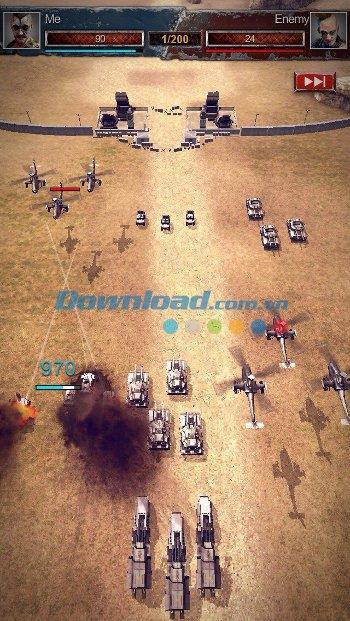 Invasion for iOS 1.25.1-iPhone / iPadでの戦略アクションゲーム