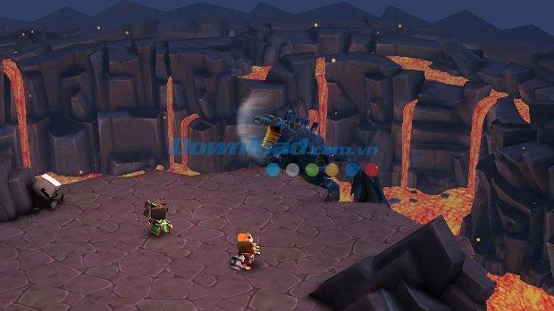 Dungeon Boss für iOS 0.5.2532 - Ein unterhaltsames Rollenspiel auf dem iPhone / iPad