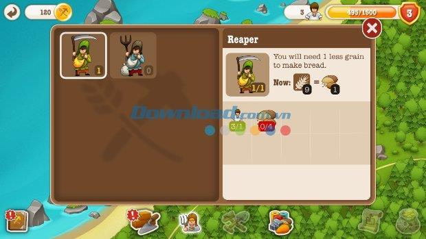 Puzzle Craft 2 pour iOS 1.0.2 - Jeu de simulation d'intelligence sur iPhone / iPad