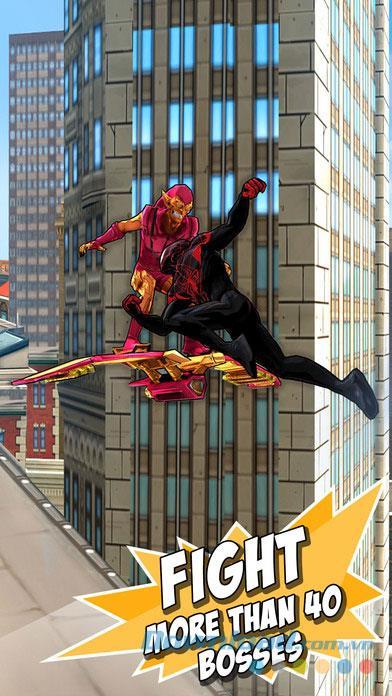 スパイダーマンアンリミテッドforiOS 2.8.1-iPhone / iPadで無料のスパイダーマンゲーム