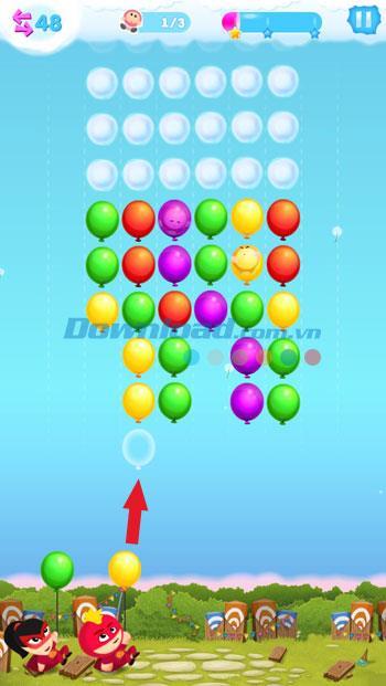 Hero Pop for iOS 1.2.0-iPhone / iPadの新しいスタイルのシューティングゲーム