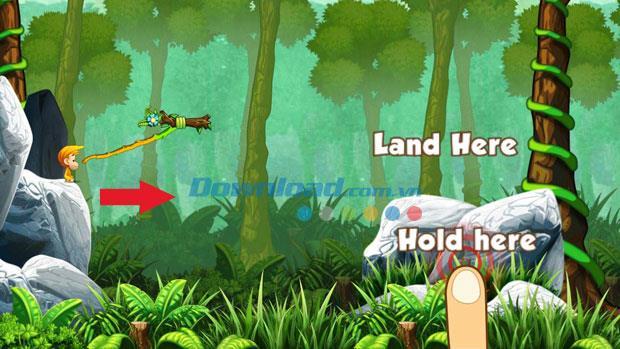 Benji Bananas HD for iOS 1.24.0-iPhone / iPadで赤ちゃん猿とのアドベンチャーゲーム