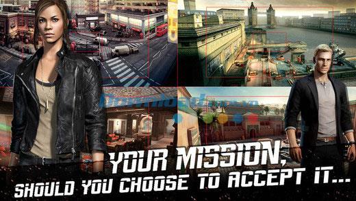 ミッションインポッシブル:iOS1.0.1のローグネイション-iPhone / iPadでのゲームミッションインポッシブル5