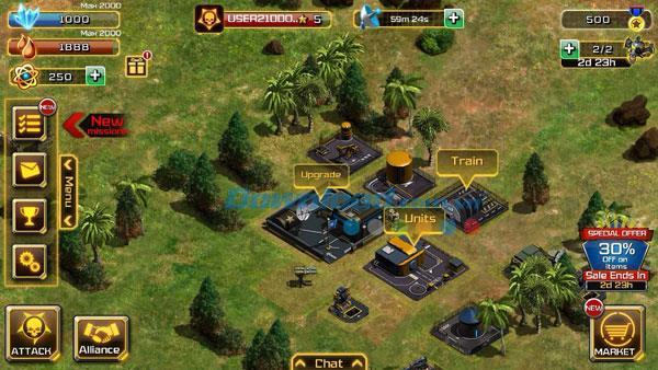 War Inc.  iOS1.121用-iPhone / iPadでの第3回世界大戦ゲーム