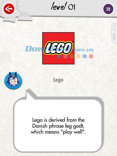 Logo Quiz pour iOS 4.9 - Jeu pour deviner le logo sur iPhone / iPad