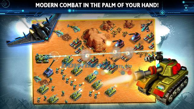 これはiOS2.1.0の戦争を意味します-iPhone / iPadでのアクションゲームの戦い
