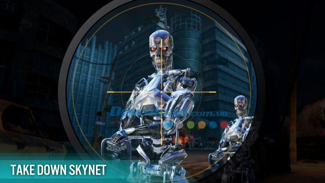 Terminator Genisys: Revolution für iOS 1.0.2 - Game Killer 5 - Genisys-Ära