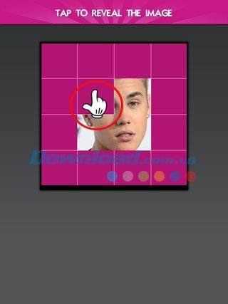 iOS1.2の有名人の推測-ゲームは写真を見て有名人の名前を推測します