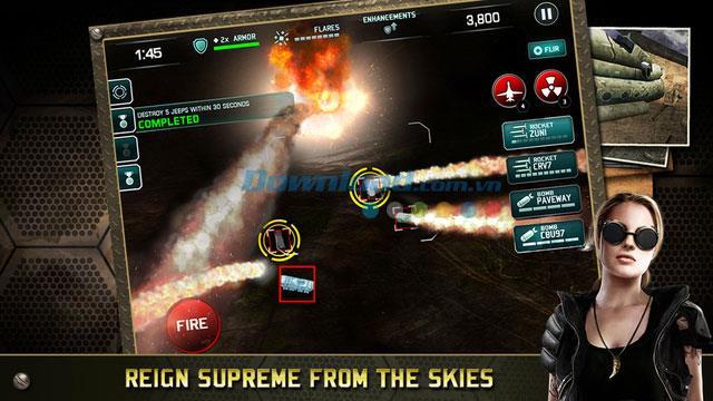 ドローン:iOS1.3.4用シャドウストライク-iPhone / iPadのゲーム機