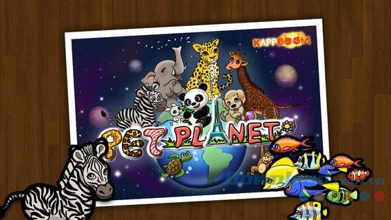 Pet Planet für iOS 1.2.0 - Pet Planet-Spiel auf iPhone / iPad