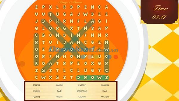Ultimative Wortsuche Kostenlos für iOS 1.0.31 - Kostenloses Kreuzworträtselspiel für iPhone / iPad