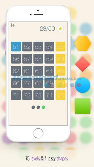 Colors United für iOS 1.0 - Intellektuelles Malspiel auf iPhone / iPad
