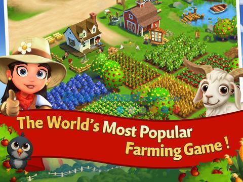 FarmVille 2:iOS11.7.3210のカントリーエスケープ-iPhone / iPadでオフラインのゲームファーム