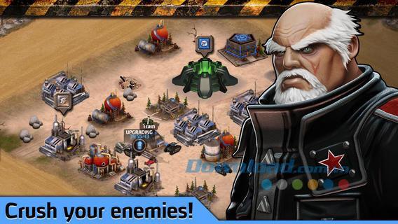 iOS1.0.2用のEnemyLines-iPhone / iPadでのリアルタイム戦略ゲーム