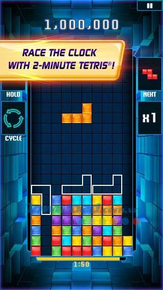 Tetris Blitz 2016 Edition für iOS 3.2.0 - Brick-Building-Spielversion 2016
