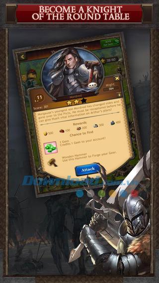 Kingdoms of Camelot: Kampf um den Norden für iOS 17.4.0 - Spielkönigreich Camelot auf iPhone / iPad