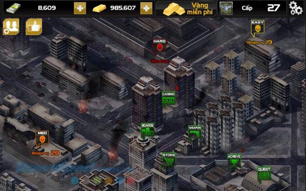 DEAD TARGET: Zombie pour iOS 4.50.1 - Game Dead Target FPS sur iOS