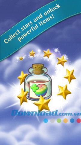 Bubble Witch Saga für iOS 3.1.33 - Spiel der legendären Hexenblasen für iPhone / iPad