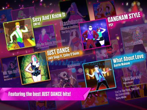 Just Dance Now for iOS 1.1.5-iPhone / iPadのオンラインダンスゲーム