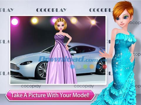 Coco Fashion für iOS 1.0.7 - Spielmodenschau auf iPhone / iPad