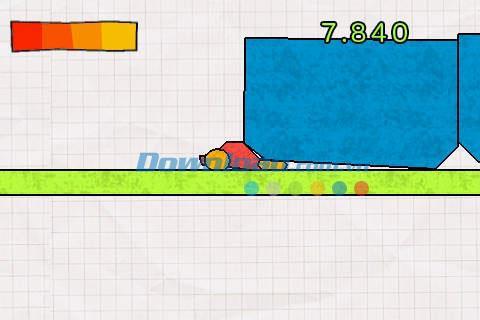 JellyCar for iOS 1.5.4-iPhone / iPadでの知的パズルゲーム