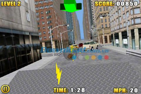 RhinoBall for iOS1.4-iPhone / iPadでのゲームアドベンチャーRhino