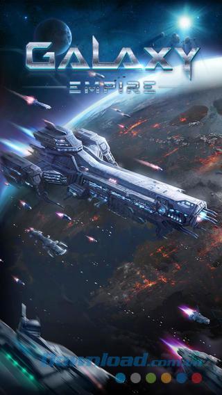 Galaxy Empire pour iOS 1.9.2 - Construisez un empire extraterrestre sur iPhone / iPad