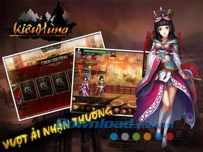 Kieu Hung für iOS 1.2.3 - Taktisches Rollenspiel auf iPhone / iPad