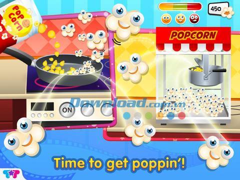 とうもろこしをポップ! iOS1.0用-iPhone / iPad用のゲームブラストポップコーン