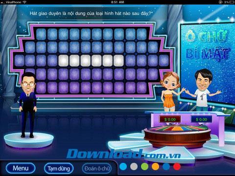Les mots croisés secrets pour iPad 1.1 - Spectacle de divertissement Découvrez la connaissance