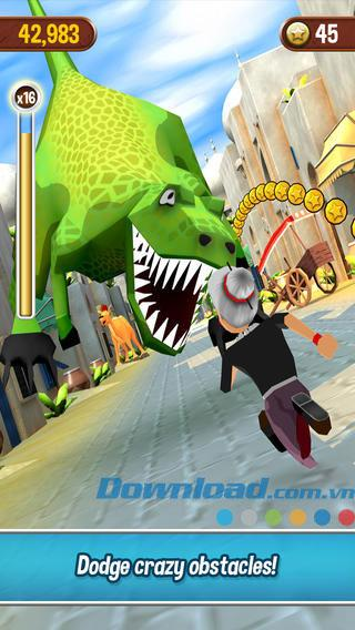 iOS1.7.0.0用のAngryGran Run-iPhone / iPad用のAngryGrannyゲーム
