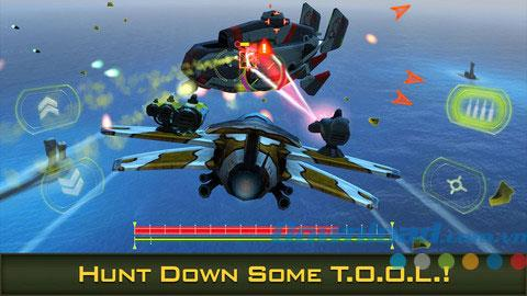 Bombshells:iOS2.0.1用のHell'sBelles-iPhone / iPad用のゲームの燃えるような空