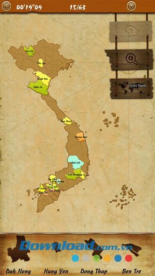 MapPieces: VN pour iOS 1.1 - Jeu éducatif attrayant