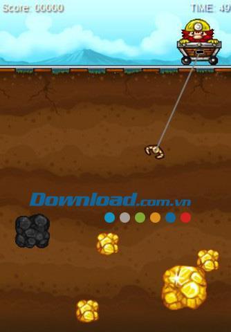 Gold Nuggets KOSTENLOS für iOS 2.0 - Das berühmte Goldgrabenspiel