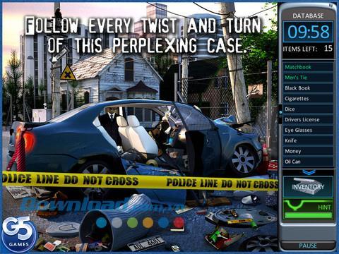 Masters of Mystery: Verbrechen der Mode HD für iPad 1.0 - Spiel, um den Mörder zu finden