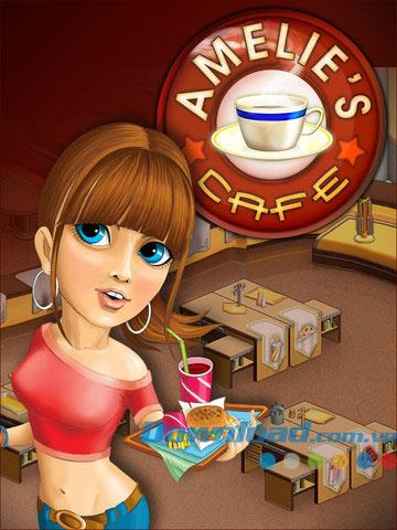 Amelie's Cafe HD Lite for iPad1.1-iPad用Amelie'sカフェゲーム